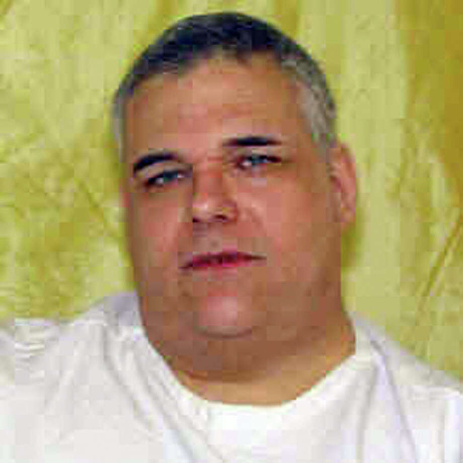 Ohio inmate Ronald Post, who has seen his weight rise and fall over the years, now weighs about 450 pounds. Photo: Uncredited, HOPD / AP