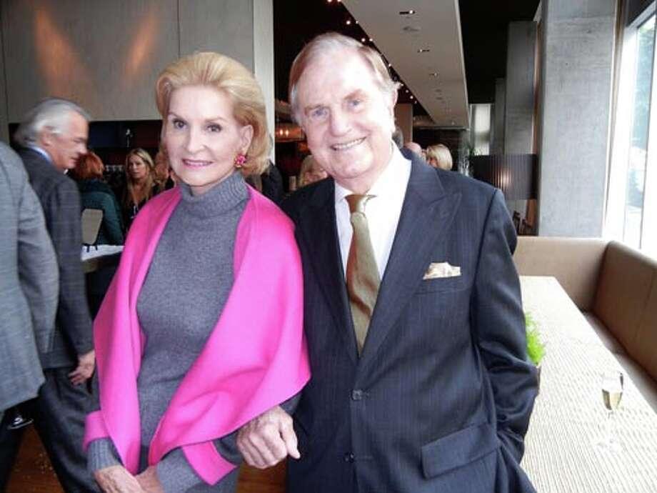 Stephene McKeen and George Fullerton (Catherine Bigelow)