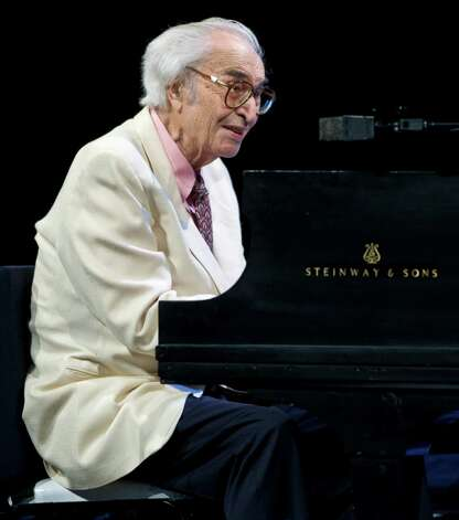 FILE - This July 4, 2009 file photo shows Jazz legend Dave Brubeck performing at the 30th edition of the Montreal International Jazz Festival  in Montreal. Brubeck, a pioneering jazz composer and pianist died Wednesday, Dec. 5, 2012 of heart failure, after being stricken while on his way to a cardiology appointment with his son. He would have turned 92 on Thursday. (AP Photo/The Canadian Press, Paul Chiasson) Photo: Paul Chiasson