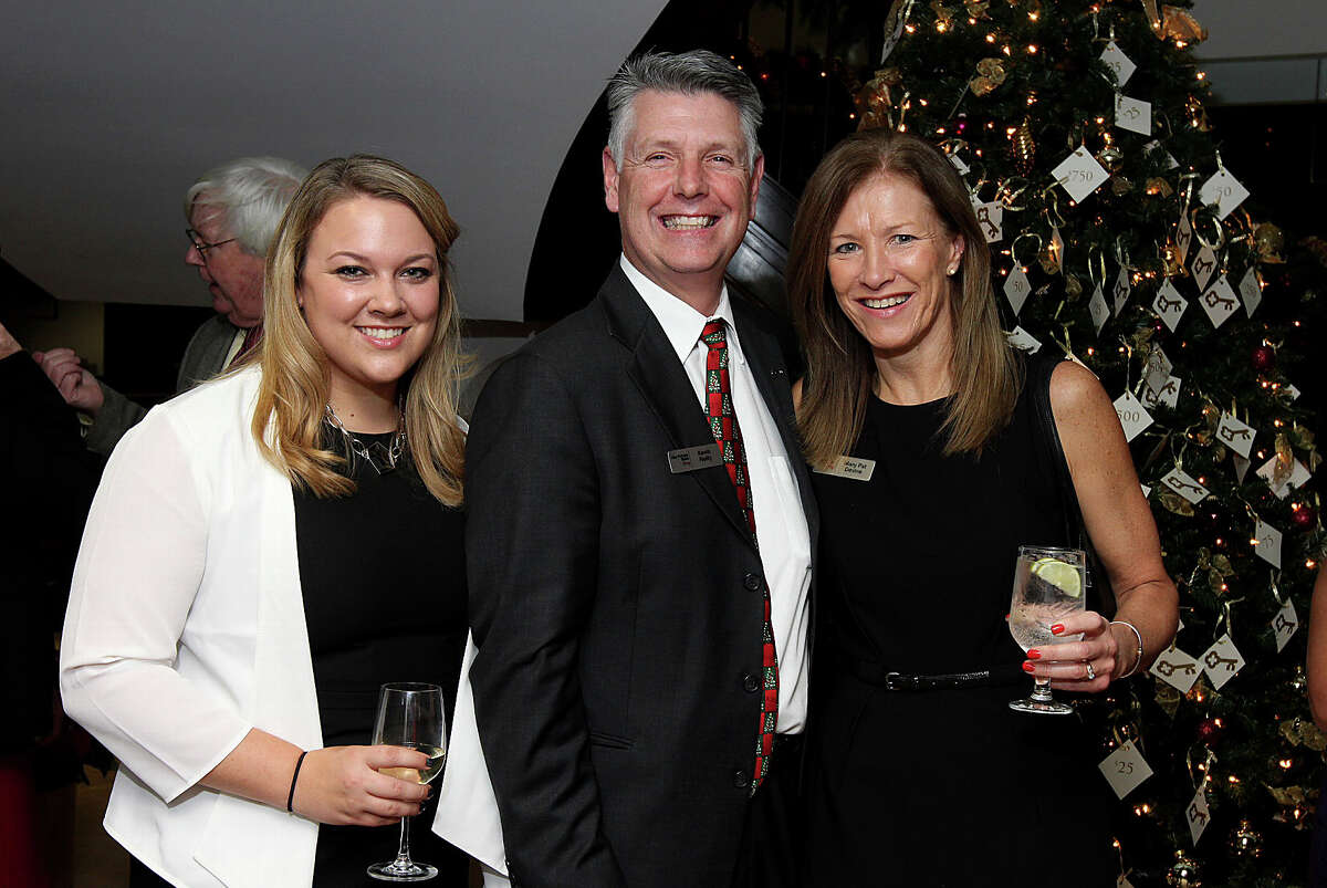 Were you Seen at KeyBank's annual Gifts to the Community holiday reception at Key Plaza in Albany on Wednesday, Dec. 5, 2012?
