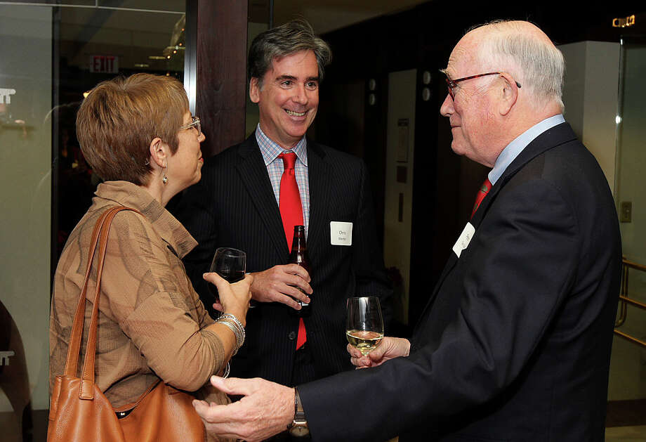 Were you Seen at KeyBank's annual Gifts to the Community holiday reception at Key Plaza in Albany on Wednesday, Dec. 5, 2012? Photo: Joe Putrock/Special To The Times Union