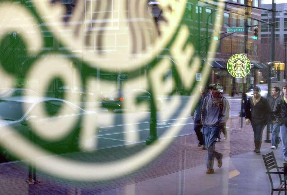 1. Tigard, Oregon 1.63 Starbucks locations per 10,000 people Population: 49,024
