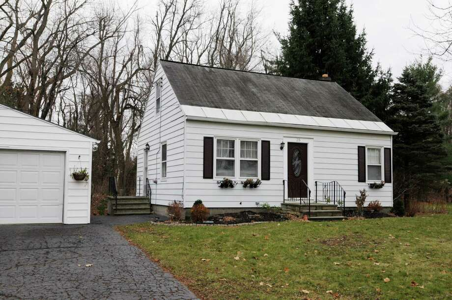 Former residence of Dennis Drue, Wednesday, Dec. 5, 2012, which he rented on Bacon Lane in Loundonville, N.Y. , not far from Siena College where he studied. (Will Waldron / Times Union) Photo: Will Waldron