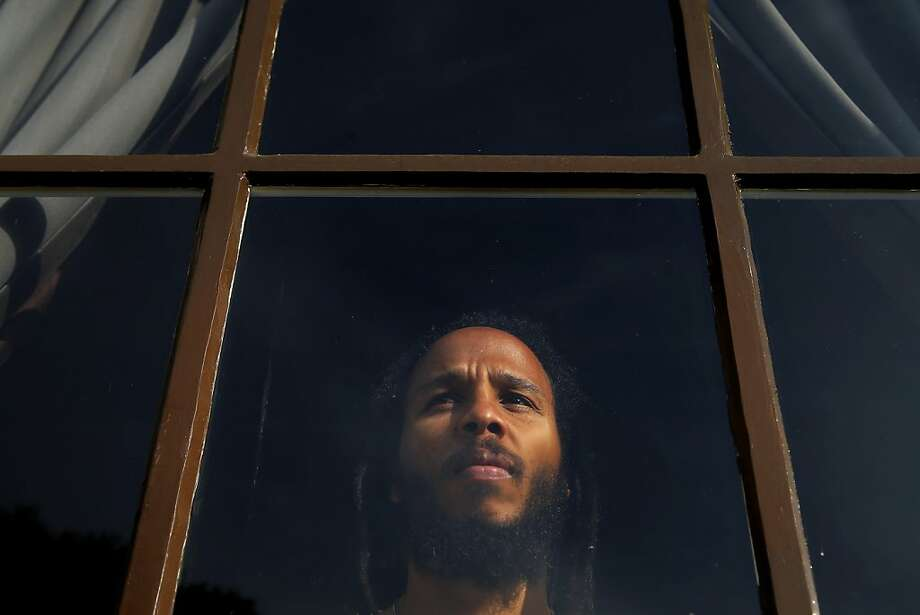 Recording artist Ziggy Marley poses for a portrait in Los Angeles, Wednesday, Dec. 5, 2012. Photo: Jae C. Hong, Associated Press