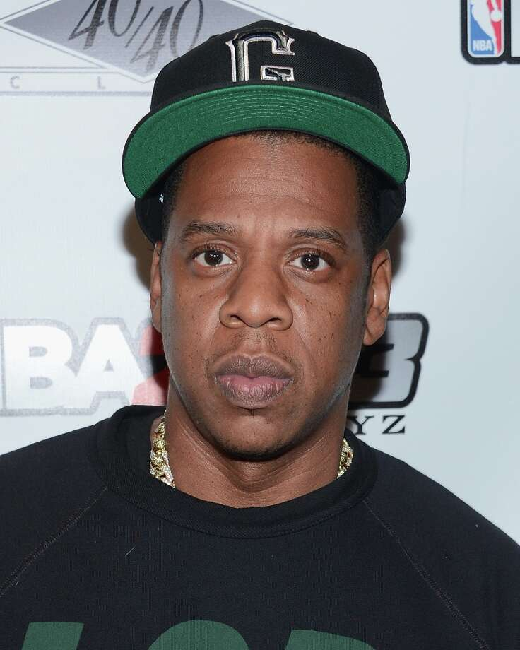 Jay-Z earned himself six nominations, including Best Rap Performance.  (Photo by Dimitrios Kambouris/Getty Images) Photo: Dimitrios Kambouris, Getty Images / 2012 Getty Images