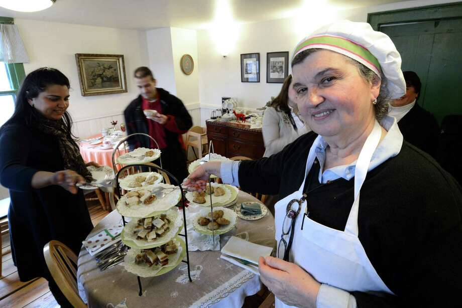 Owner Annie Misir of the new Tailored Tea which opened officially today Dec. 5, 2012 in Latham, N.Y.  (Skip Dickstein/Times Union) Photo: Skip Dickstein / 00020360A