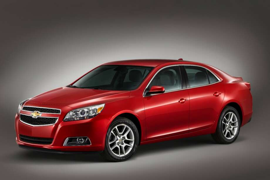 Chevrolet Malibu Eco: The automaker gave consumers exactly what they wanted – a cheap, fuel-efficient vehicle. The problem, according to Forbes, was the product came off as a cheap knock off of its Malibu brand. / Chevrolet