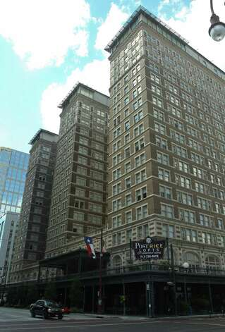 Rice Hotel: President John F. Kennedy spent one of his final nights at the Rice Hotel before being assassinated in Dallas. The hotel also served as the first place a president addressed the Latino voter block.