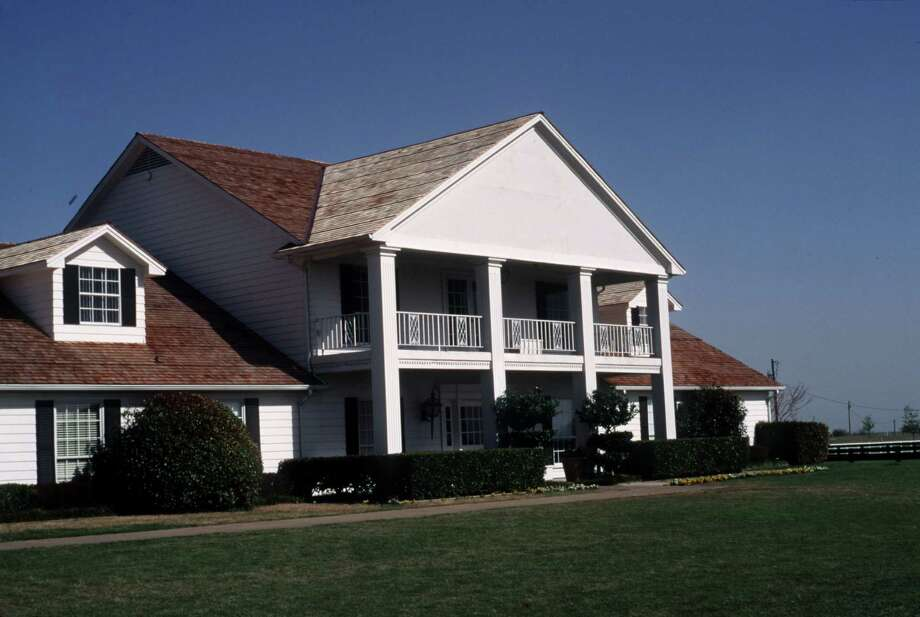 Southfork Ranch: The Southfork Ranch is located 25 miles north of Dallas, and it served as the setting for the television show Dallas. The property has become a popular tourist attraction since the show.Appraised value: $5.17 million, includes more than 100 acres, according to the Collin County Appraisal District. Photo: Sheryl Smith-Rodgers, Courtesy Photo / Handout slide