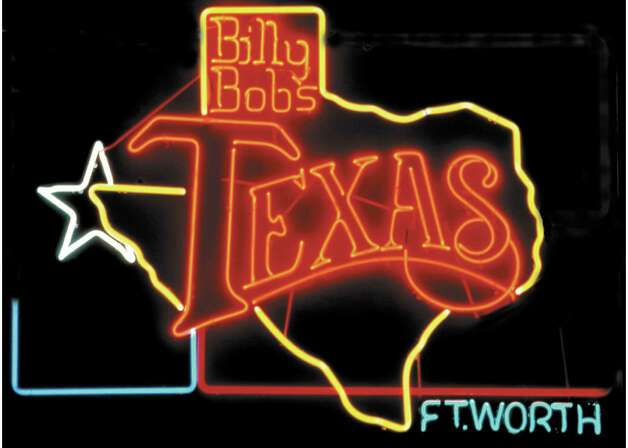 Billy Bob's Texas: Dallas might have its skyscrapers, but Fort Worth has the world's largest honky tonk. While dozens of well known musicians have performed there, it's property value might surprise you.
