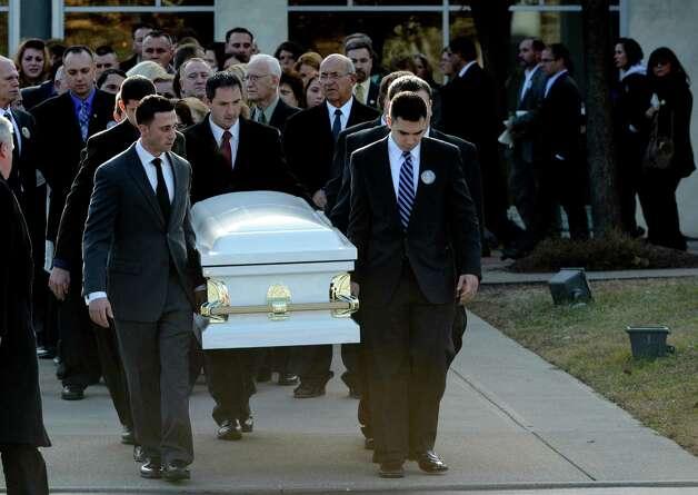 Steve jobs casket the casket bearing the remains