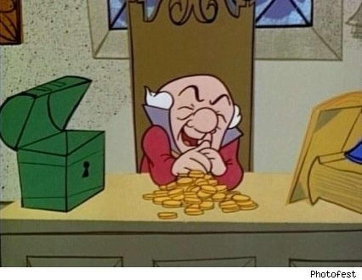 """""""Mr. Magoo's Christmas CArol"""""""