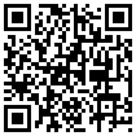 "Using a barcode-scanning app on your smartphone, scan this QR code to see the music video for Hall & Oates' 1983 classic ""I Can't Go For That (No Can Do)"" featuring Hall, Oates and Oates' glorious mustache. Photo: QR Code"