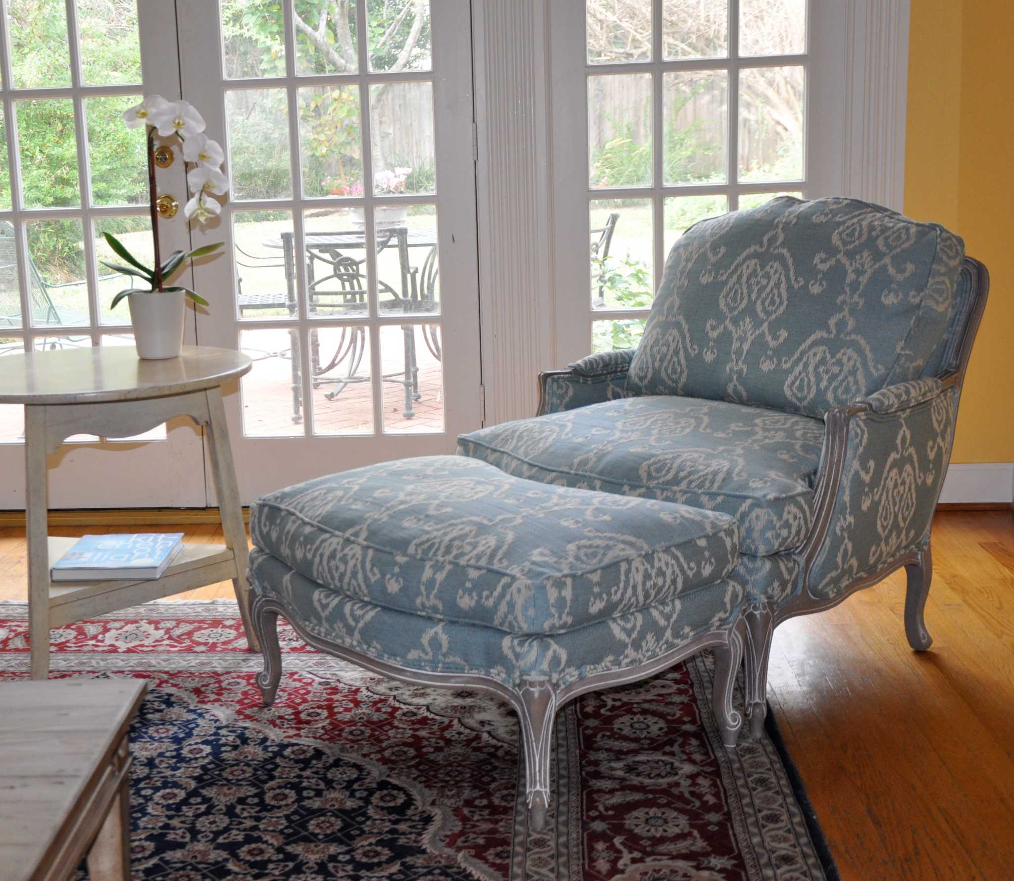 Anatomy Of A Swedish Room, Starring Ethan Allenu0027s Versailles Chair    Houston Chronicle