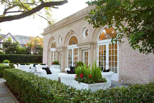 old world meets new in river oaks houston chronicle