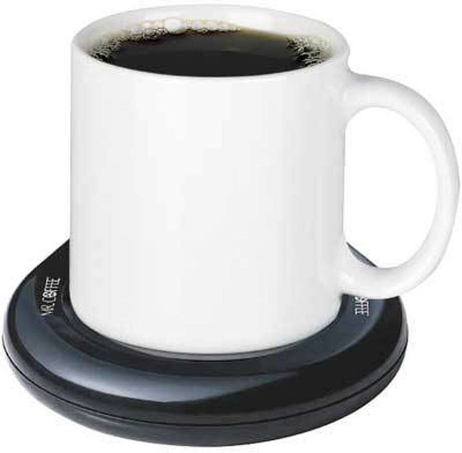 "For the Sipper: Coffee Mug WarmerBecause no one likes cold coffee, especially in the morning, and because you'll be a lot more productive when you're not leaving your desk every 15 minutes to ""top off.""