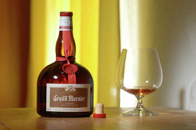 14. La vie en rouge- 1 1/2 oz. Grand Marnier- 1 1/2 oz. unsweetened cranberry juice- 1/2 oz. lemon juice- 1/2 oz simple syrup- fresh rosemaryOhhhh, this one is fun. Take a cocktail shaker and throw in about 12 fresh rosemary needles. Pour in the simple syrup and muddle the rosemary needles for a bit. Then add the remaining ingredients and ice, put the top on your shaker and shake it all up. Strain the mixture into a lowball glass with ice. If you want, garnish it with a rosemary sprig.Recipe via ItThing.com Photo: Simon A. Eugster / Simon A. Eugster (Wikimedia Commons)