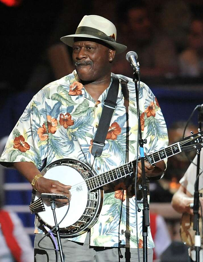 In two solid shows at the Independent, Taj Mahal delivered a blend of character, grit and sweetness. Photo: Evan Agostini, AP