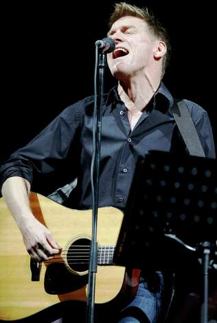 "Bryan Adams performs at the World Cup finale, ""Celebrate Africa"" at the Coca Cola Dome on July 9, 2010 in Johannesburg, South Africa.B Photo: Courtesy Getty Images"