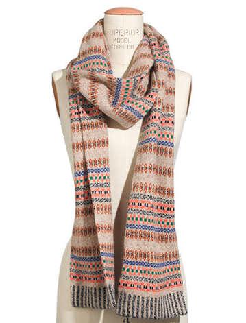 A Wool Scarf