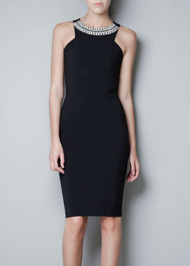 A Little Black DressShe'll look extraordinary in this ordinary mainstay.