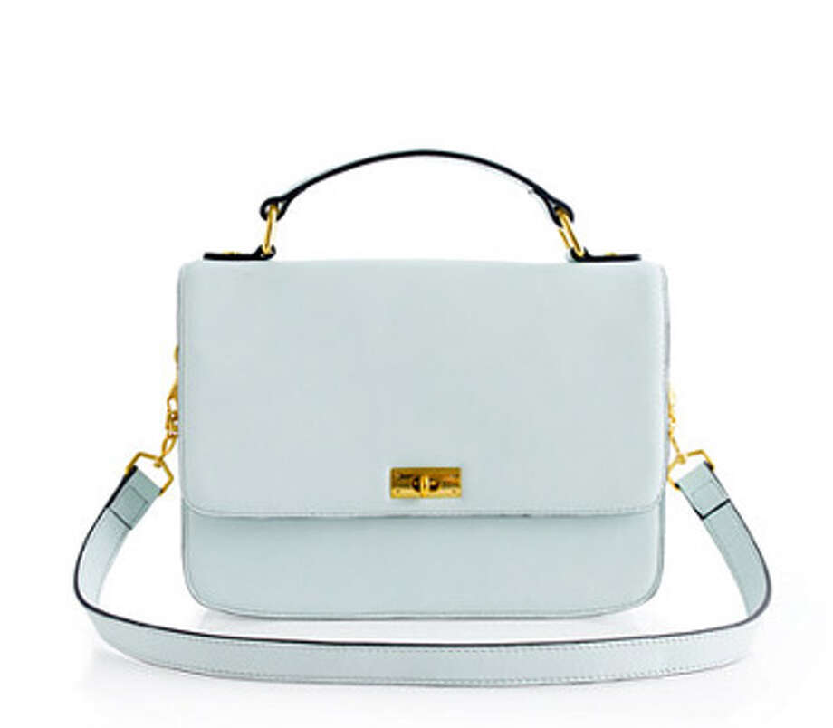 Or This PurseFor a polished look.