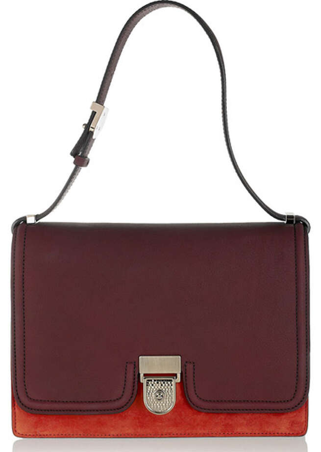 A Designer HandbagLike all enviable accessories: understated but memorable.