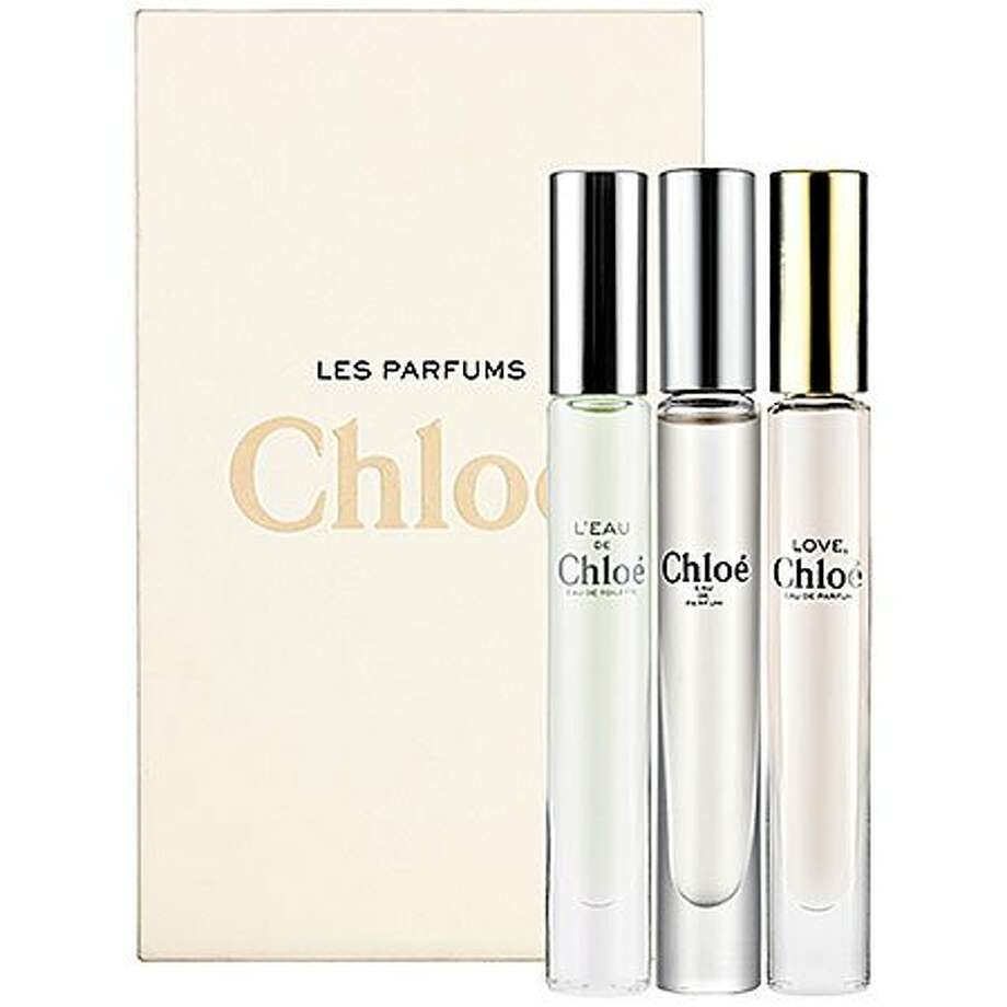 Perfume (To-Go)For when she's on the run (in your direction, of course).