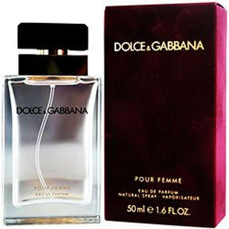 PerfumeA modern, exotic update to a classic scent.  Dolce & Gabbana Pour Femme eau de parfum ($77) sephora.com Photo: Contributed Photo