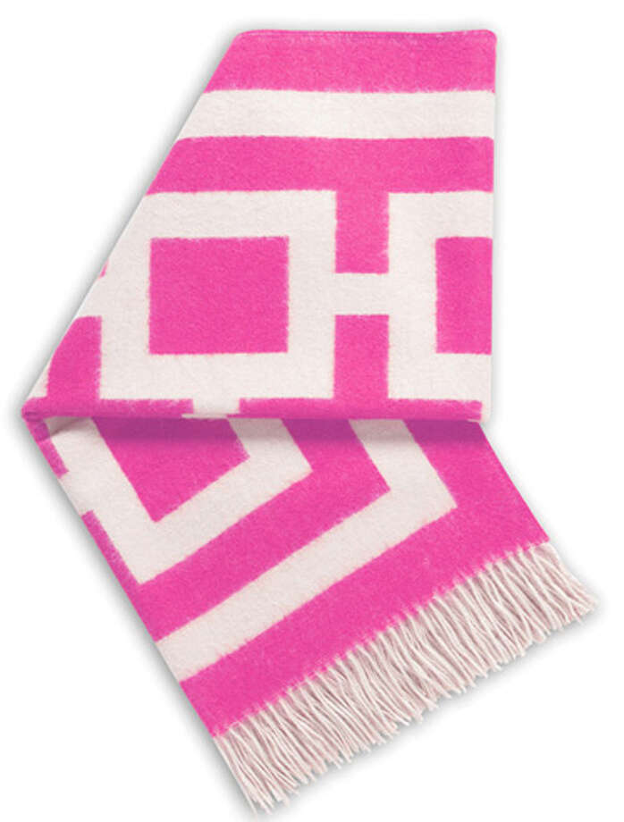 A BlanketTo keep her warm.