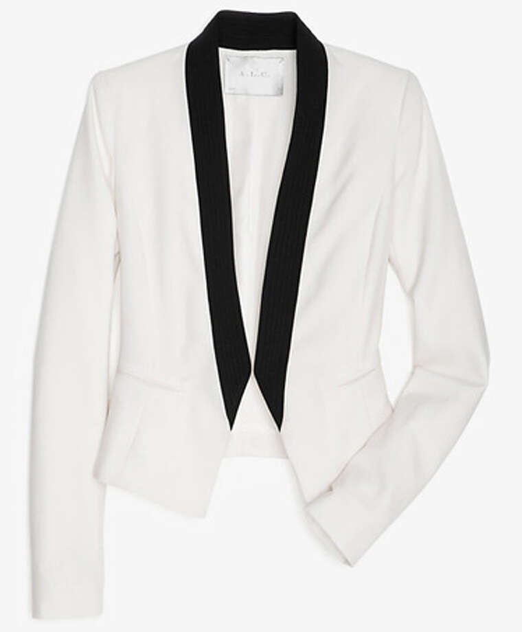 A Tuxedo Blazer