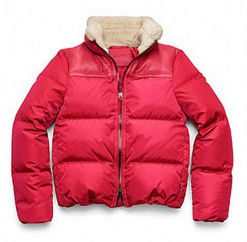 Or a Puffer Jacket