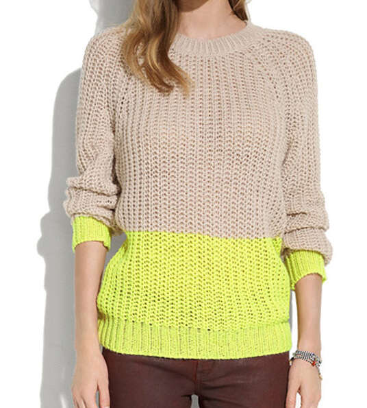 A Sweater
