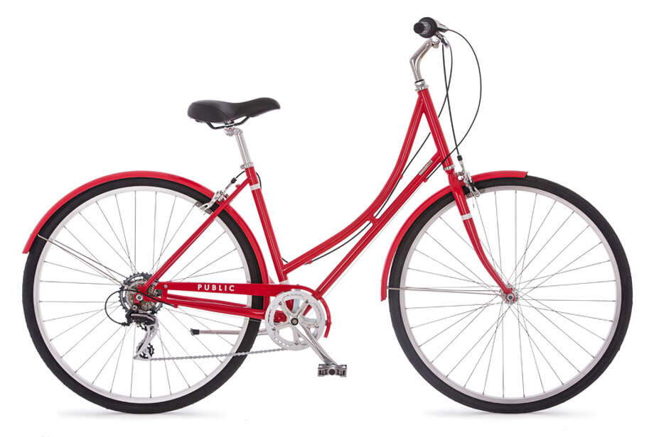 A BicycleFor the novice or experienced pedal-pusher.  Public Bike's 7-speed ($399) publicbikes.com