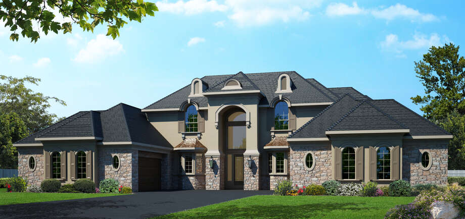 Partners in Building offers the few remaining homesites in Bridgeland's custom neighborhood of The Reserve. Properties are nearly half an acre and border one of Bridgeland's lakes. This is the Partners in Building model home in The Reserve.