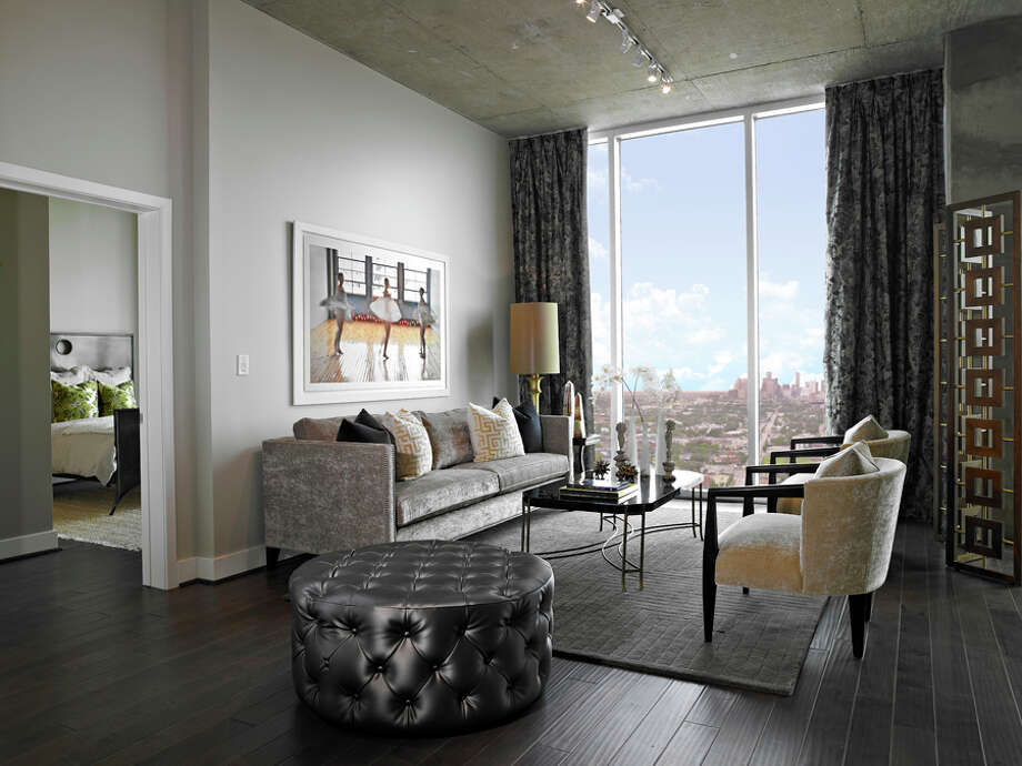 The two-tower, luxury high-rise near Hermann Park and the Texas Medical Center features The Mosaic Penthouse Collection, offering penthouse floor plans with up to 3,191 square feet.
