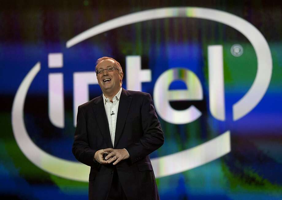 Intel CEO Paul Otellini, who will retire in May, likes the internal replacement candidates. Photo: Julie Jacobson, Associated Press