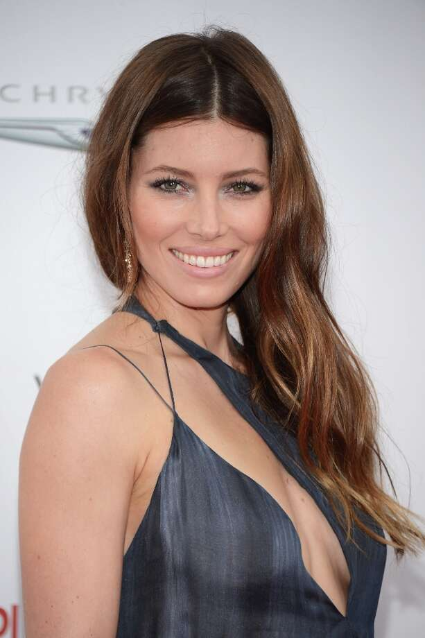 Actress Jessica Biel attends Film District and Chrysler with the Cinema Society Premiere of Playing For Keeps at AMC Lincoln Square Theater on December 5, 2012 in New York City.  (Photo by Andrew H. Walker/Getty Images) Photo: Andrew H. Walker, Getty Images / 2012 Getty Images