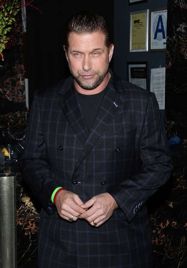 Actor Stephen Baldwin attends the Film District and Chrysler with The Cinema Society premiere of Playing For Keeps after party at Dream Downtown on December 5, 2012 in New York City.  (Photo by Andrew H. Walker/Getty Images) Photo: Andrew H. Walker, Getty Images / 2012 Getty Images