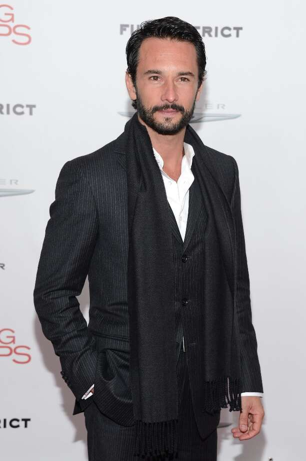 Actor Rodrigo Santoro attends Film District And Chrysler With The Cinema Society Premiere Of Playing For Keeps at AMC Lincoln Square Theater on December 5, 2012 in New York City.  (Photo by Andrew H. Walker/Getty Images) Photo: Andrew H. Walker, Getty Images / 2012 Getty Images