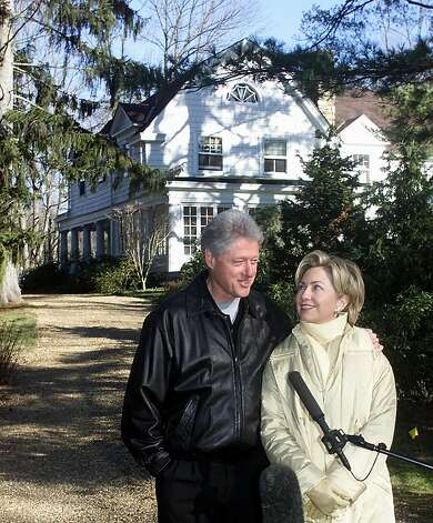 4. 10514: Located at Chappaqua, N.Y., this ZIP code is home to 3,522 families where the median family income is $228,456. The Clintons moved there after leaving the White House. Photo: TIM SLOAN, / / AFP