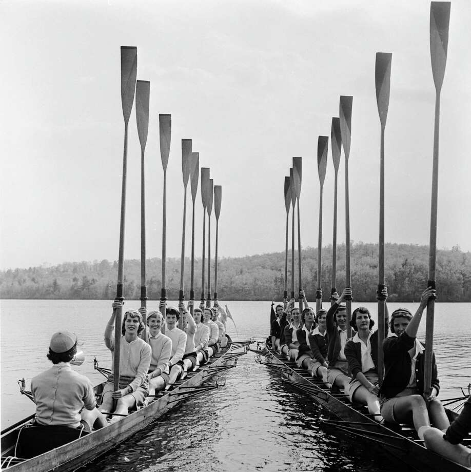 10. 02468: Located at Waban, Mass., this ZIP code is home to 1,480 families where the median family income is $218,977. Above, members of Wellesley College crew team hit Lake Waban. Photo: Orlando, / / Hulton Archive
