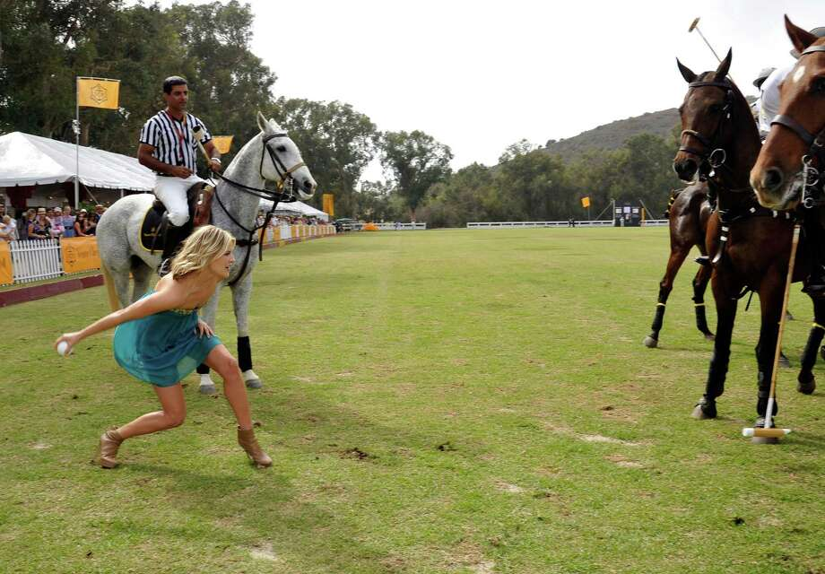 18. 90272: Located at Pacific Palisades, Calif., this ZIP code is home to 6,499 families where the median family income is $209,417. Above, actress Ali Larter starts a polo match. Photo: John Sciulli, / / 2012 Getty Images