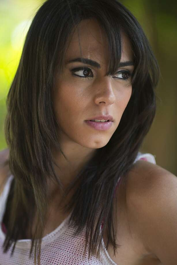 Transgender Felipa Tavares is among Brazil's elite models. Photo: Felipe Dana, Associated Press