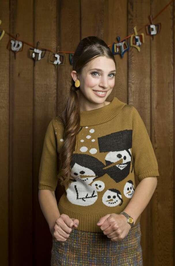 Jewish snowmen? Awesome!  Photo: Geltfiend