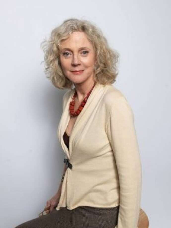 Blythe Danner's name is popular again, but possibly more as a middle name.(Associated Press / ASSOCIATED PRESS)