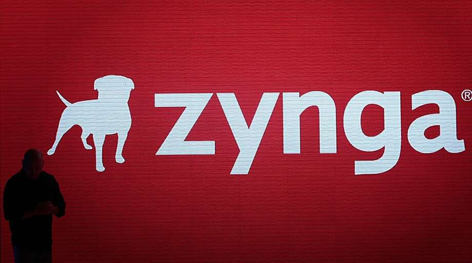Zynga and other developers don't want to wait for chances to expand into mobile gaming. Photo: Jeff Chiu, Associated Press