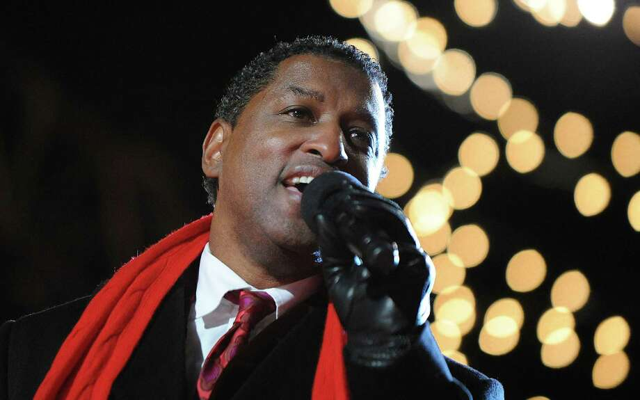 Songwriter and producer Kenny 'Babyface' Edmonds performs at a concert during the 90th National Christmas Tree Lighting Ceremony on the Ellipse behind the White House on December 6, 2012 in Washington, DC. This year is the 90th annual National Christmas Tree Lighting Ceremony. Photo: Pool, Getty Images / 2012 Getty Images