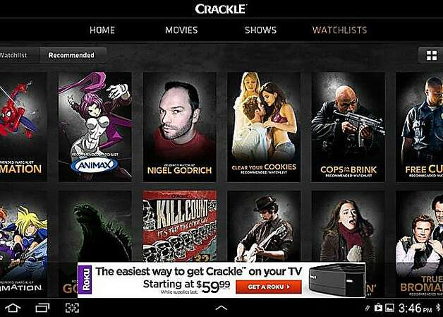 Crackle Photo: Cnet Review