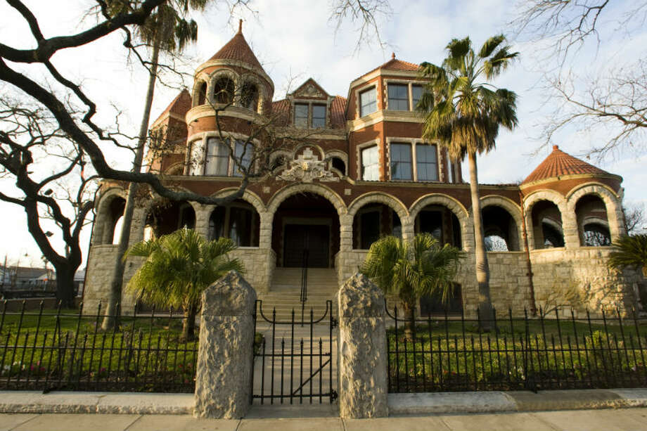 The Moody Mansion:The Galveston mansion hasn't seen its value change for the past three years, but it did see a slight increase in 2009. The mansion sits on 1.8 acres.Appraised value: $2.51 million, according to the Galveston County Appraisal District. Photo: Brett Coomer, Houston Chronicle